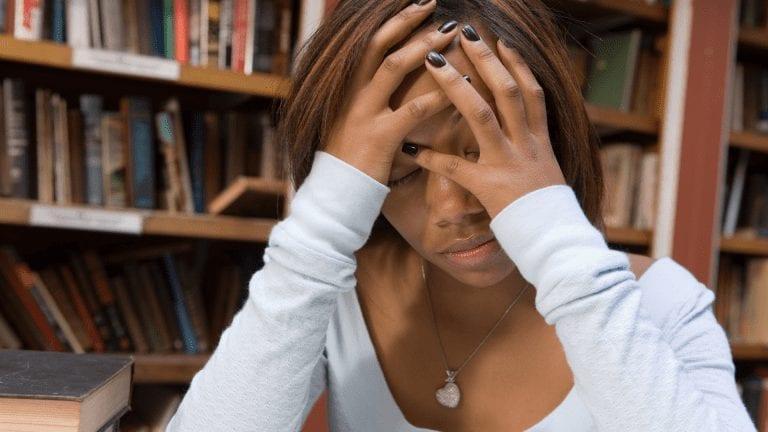 Finals exams and finals week brings stress